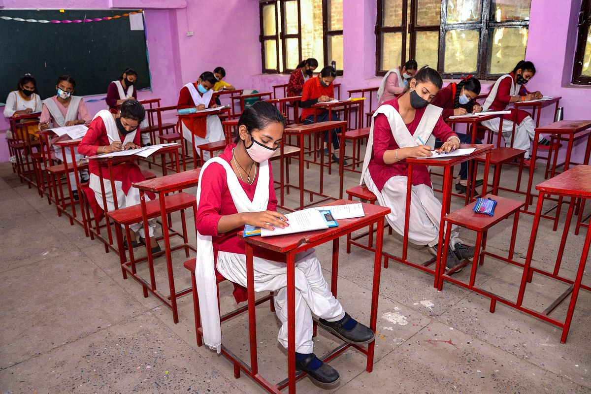 UP Board Exams Postponed Amid Surge in COVID Cases