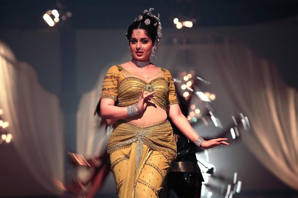 "<div class=""paragraphs""><p>Kangana Ranaut as Jayalalithaa in Thalaivi.</p></div>"