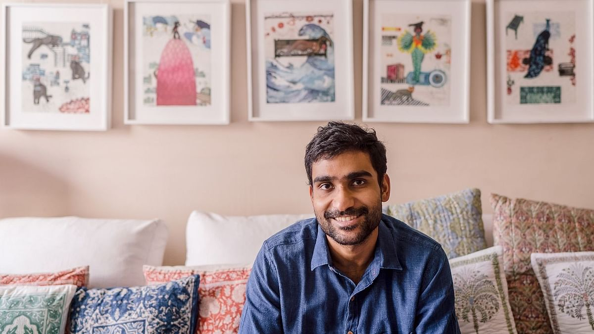 The most important room in Prateek Kuhad's home is his music studio