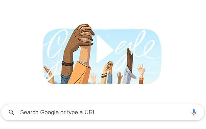 Google Doodle Honors Firsts in Women's History