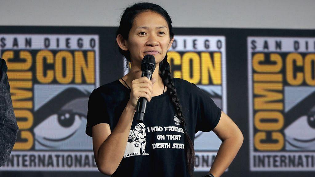 """<div class=""""paragraphs""""><p>Chloe Zhao.</p></div>"""