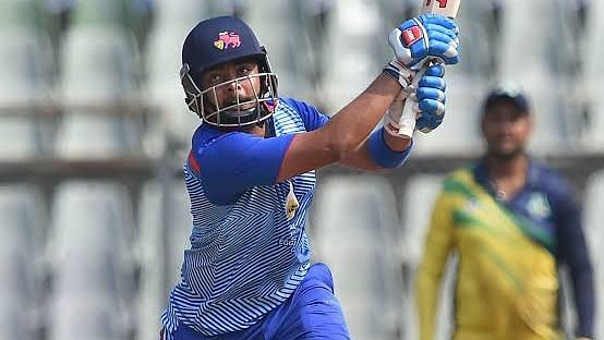 Shaw 1st Score More Than 800 Runs in a Vijay Hazare Trophy Season