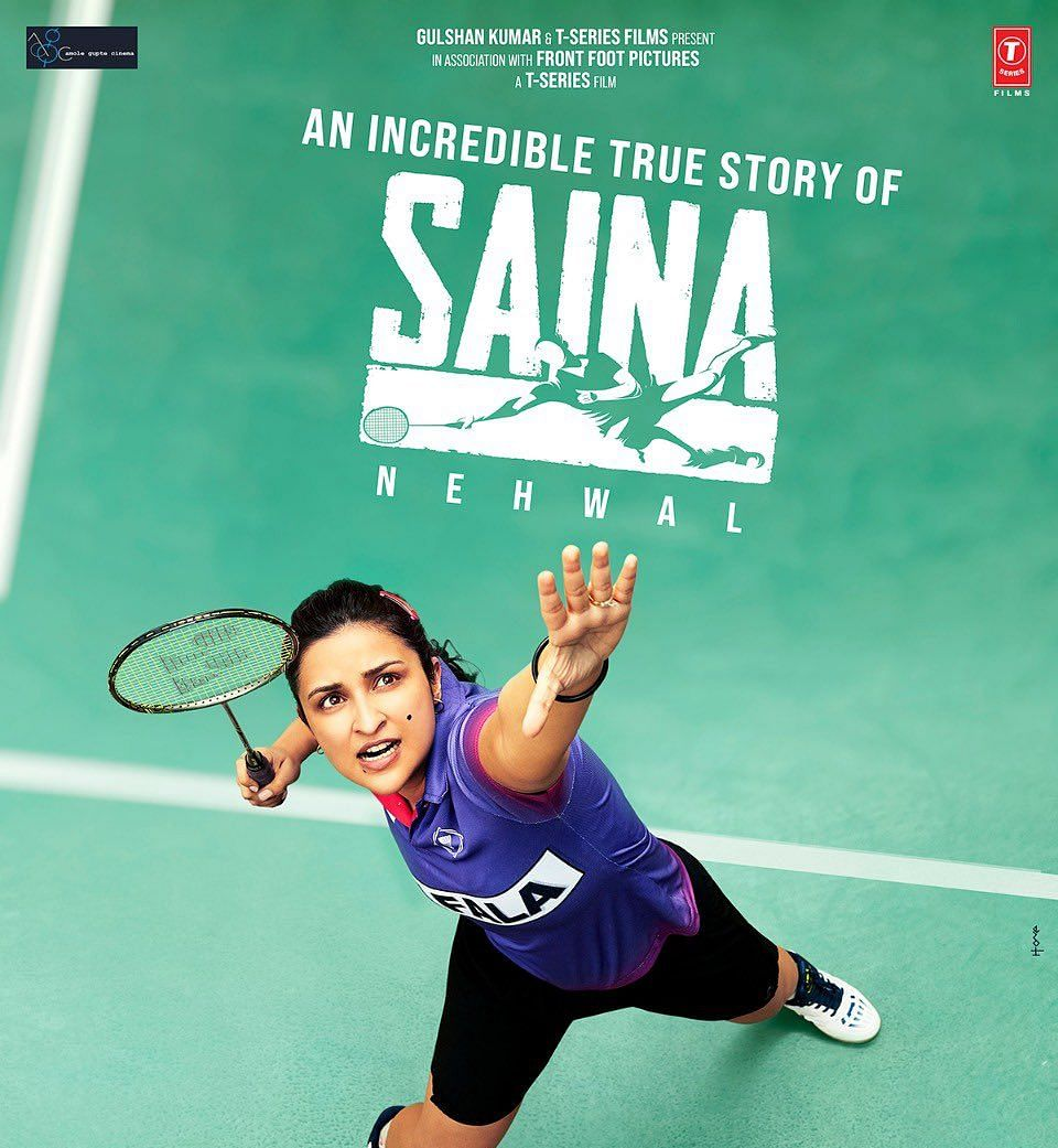 'Saina' Movie Strays From Facts of Nehwal's Champion Journey