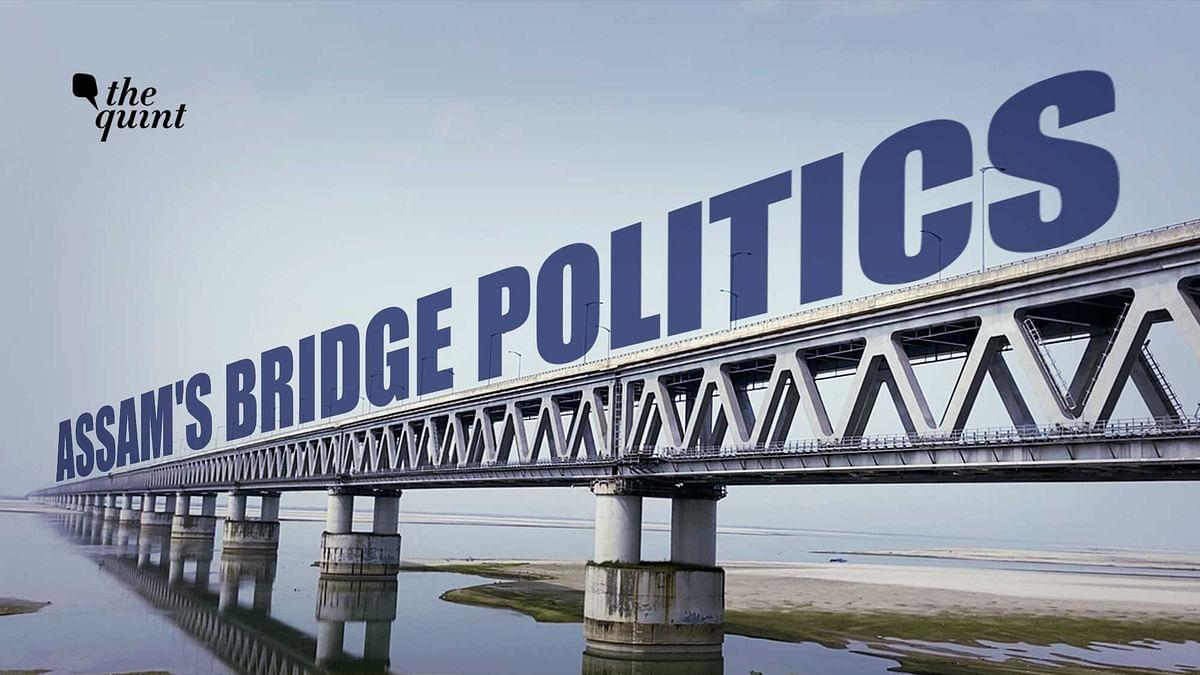 Can Bridges on Brahmaputra Help Win Assam Elections?