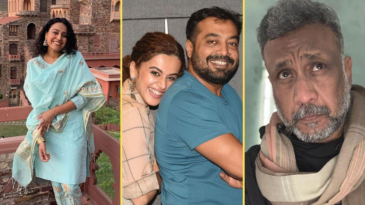 IT Raids: Swara, Anubhav, Ghaywan Lend Support to Taapsee & Anurag