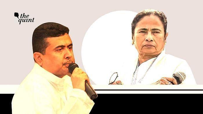 BJP's Suvendu Adhikari Calls CM Mamata an 'Outsider' in Nandigram