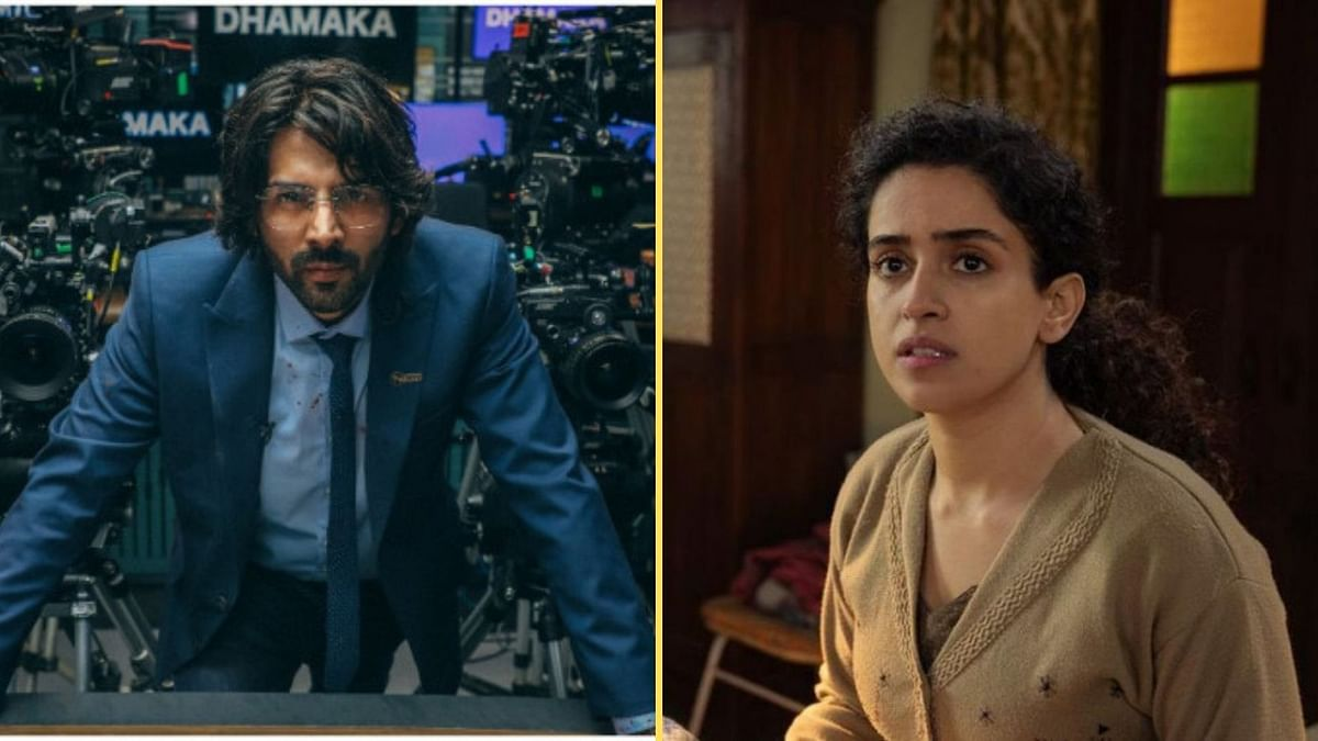 Netflix's New Film Releases Include 'Dhamaka', 'Pagglait' & More