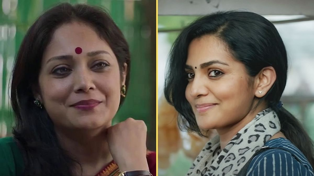 Lima Das in <i>Aamis</i> and Parvathy in <i>Uyare</i>.