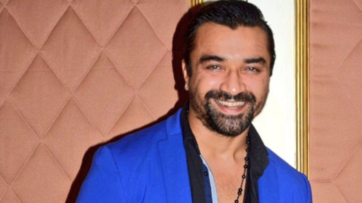 """<div class=""""paragraphs""""><p>Ajaz Khan is often involved in controversy</p></div>"""