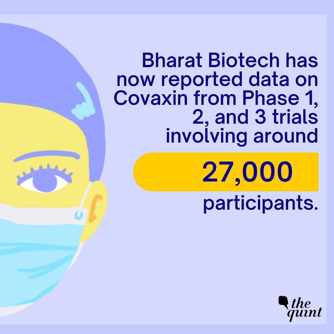 Covaxin Phase 3 Results Show 81% Clinical Efficacy: Bharat Biotech