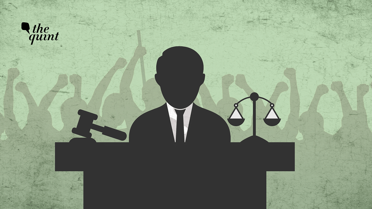 A Sessions Judge in Unnao alleges assault by advocates in his courtroom