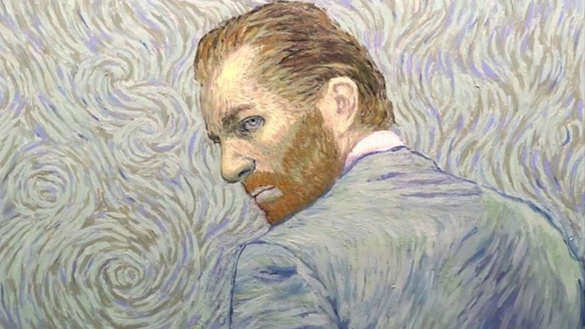 This Movie About Van Gogh is Made up Entirely of Oil Paintings!