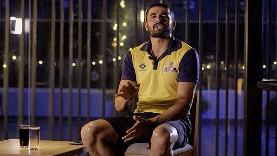 Ajay Thakur talks about his kabaddi journey