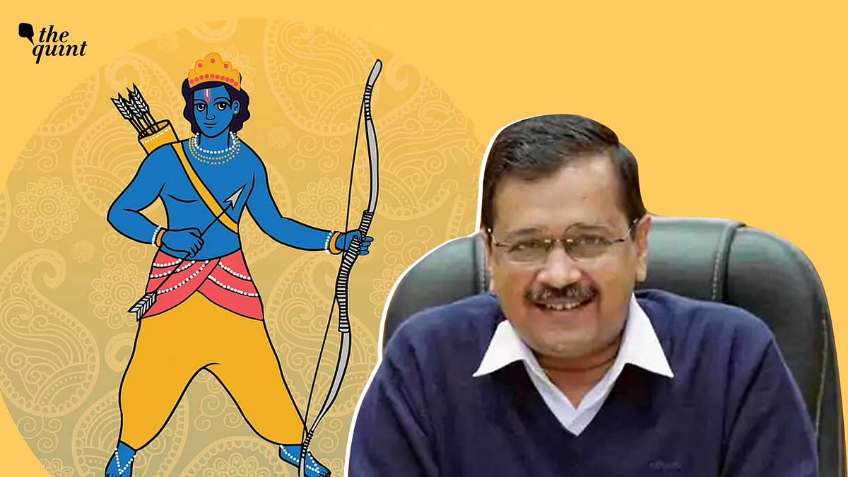 Image of Delhi CM Arvind Kejriwal used for representational purposes.