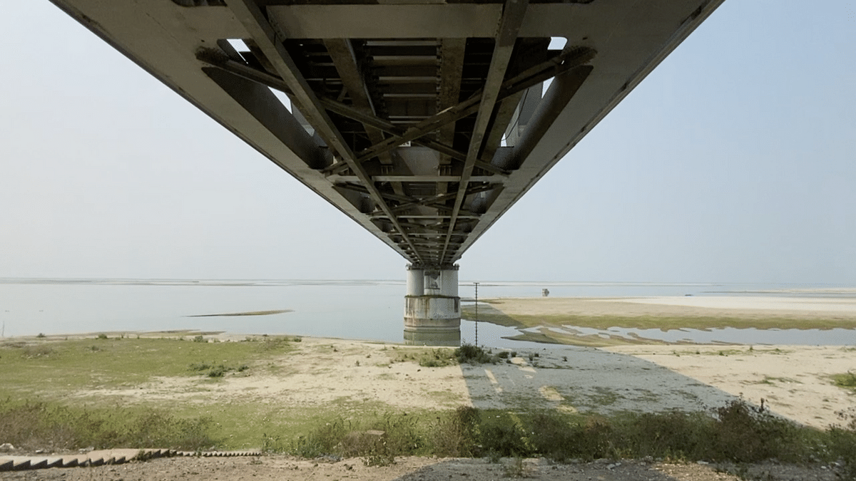 The Bogibeel Bridge.
