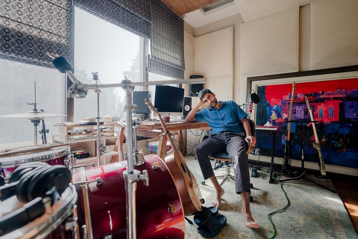 Asian Paints Where The Heart Is:  Prateek Kuhad's Musical Abode