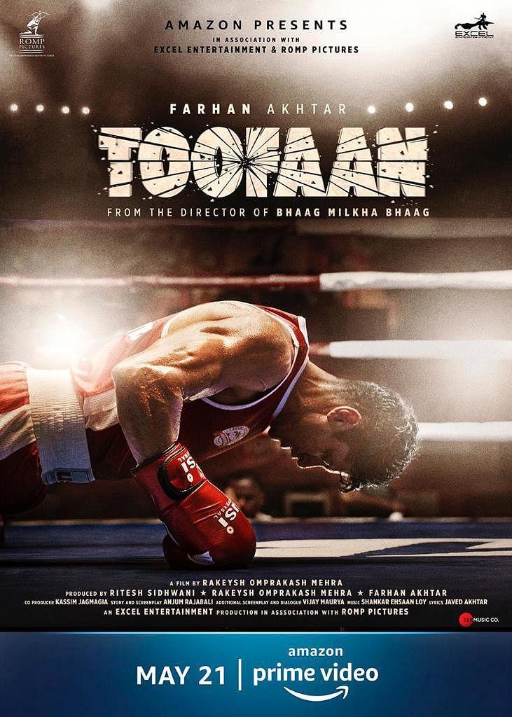 Farhan Starrer 'Toofaan' Set to Release on Amazon Prime