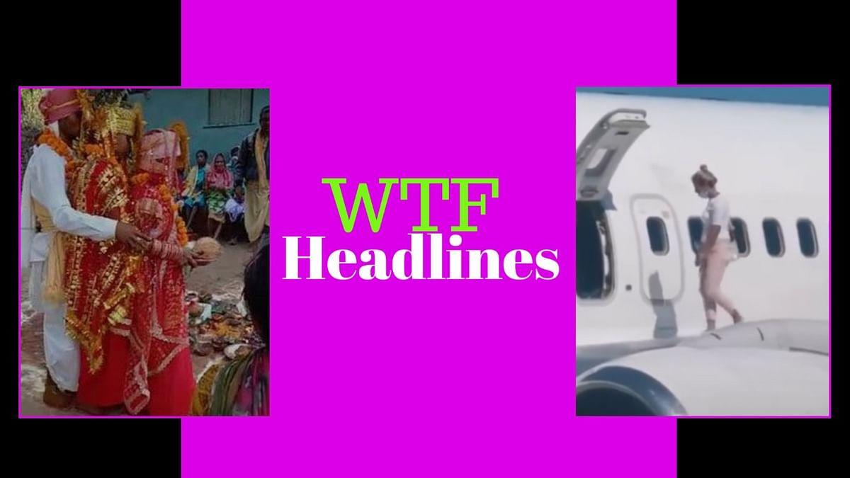 These Recent Headlines Will Make You Go, 'Whaaaaat?'