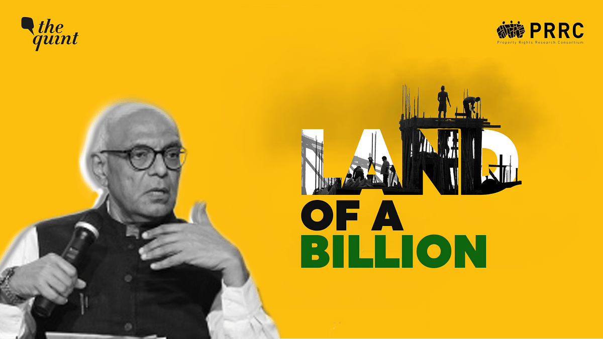 How Have Land Reforms Shaped India's Property Rights?