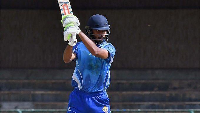 Devdutt Padikkal has scored 4 back to back centuries in the Vijay Hazare Trophy for Karnataka.