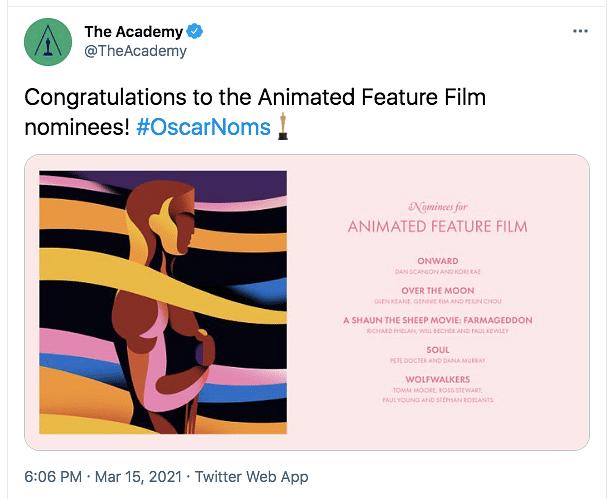 93rd Oscars: Priyanka, Nick Share List of Nominees