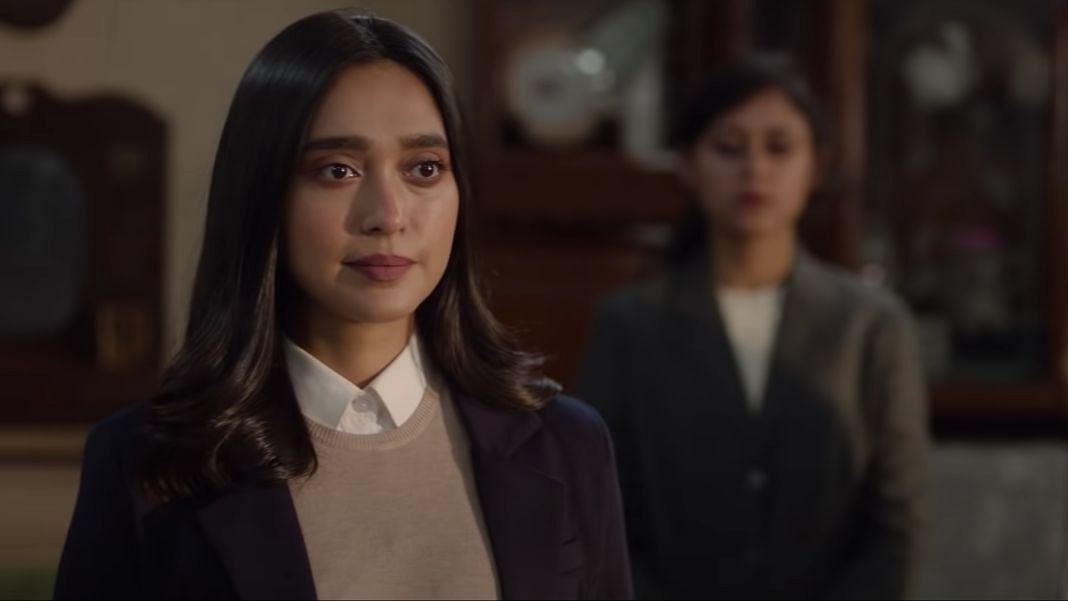 Sayani Gupta in <i>Pagglait.</i>