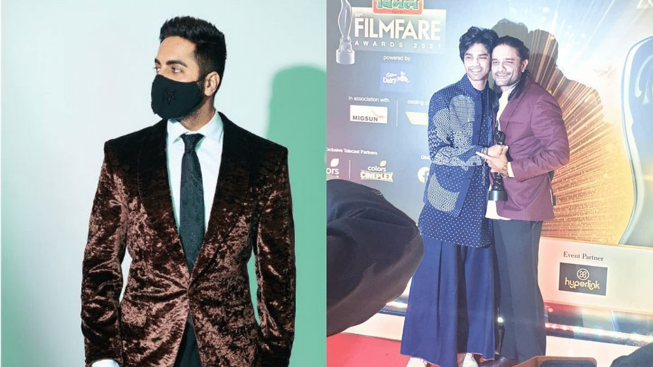 Ayushmann Meets Babil for the First Time, Posts Tribute to Irrfan