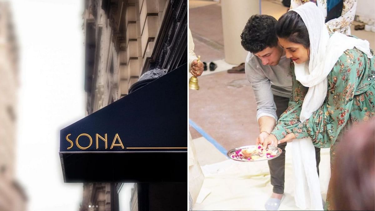 Priyanka Chopra, Nick Jonas to Open Indian Restaurant In New York