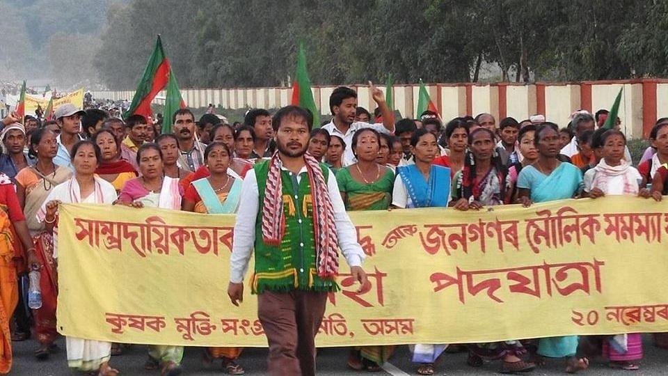 Jailed Activist Akhil Gogoi To Contest Assam Polls From Sibsagar