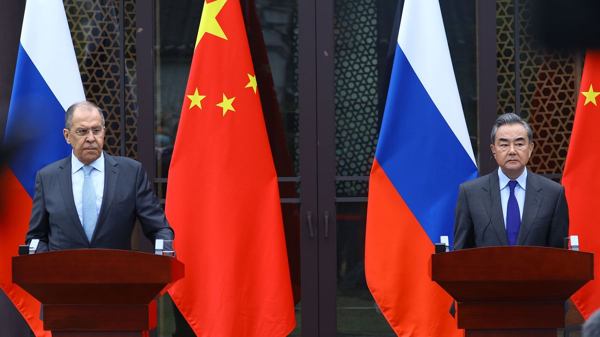 Russia & China Send Biden a Message: Days to Judge Us Are Over