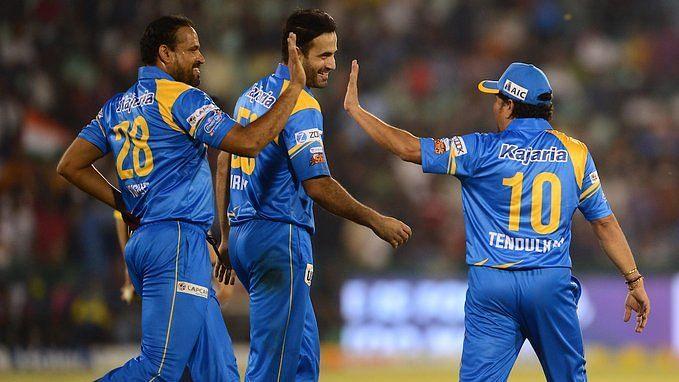 India Legends won the final against Sri Lanka Legends in Raipur.