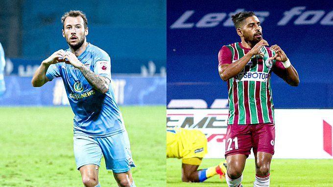 League Winners Mumbai City Take On ATK Mohun Bagan in ISL Final