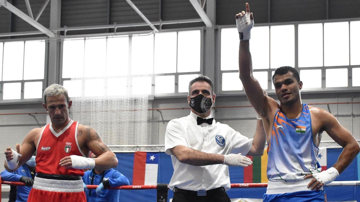 India Confirms 10 Boxing Medals at  Boxam International Tournament