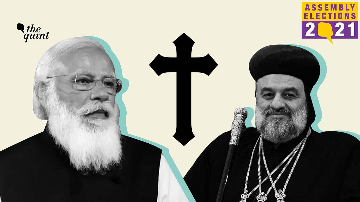 The Jacobite sect which believes in the spiritual authority of the Patriarch of Antioch and all of East, wants the BJP to solve a battle for churches.