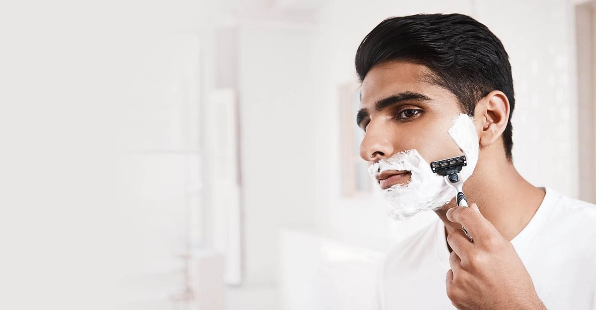 Video call culture made me fall in love with the razor once again.
