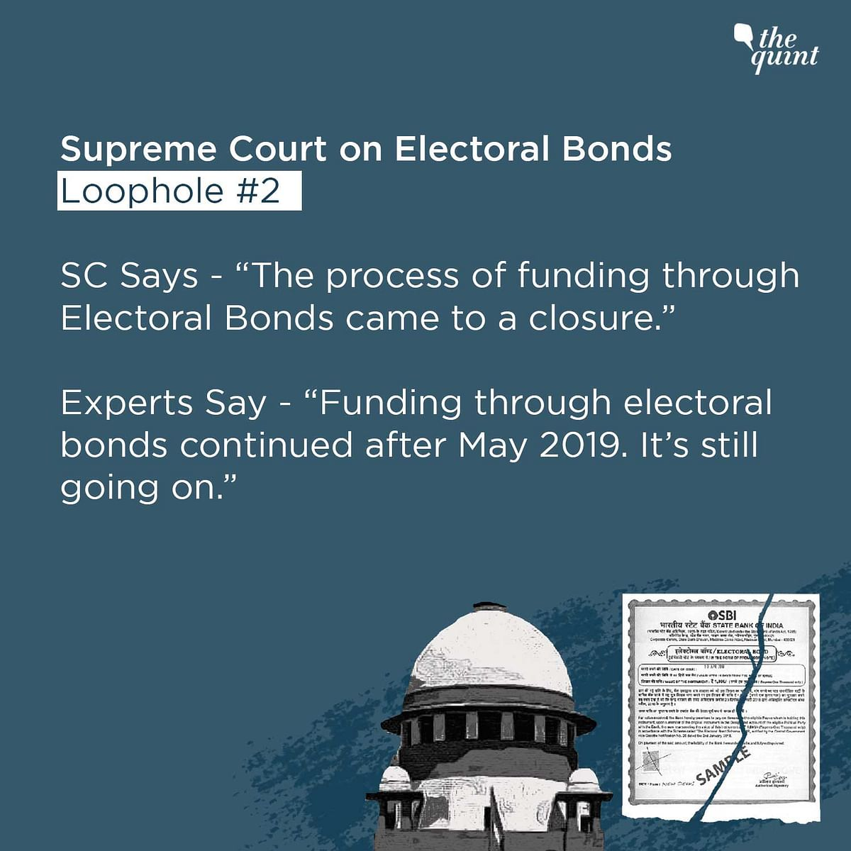 Supreme Court Order on Electoral Bonds Has Loopholes, Say Experts