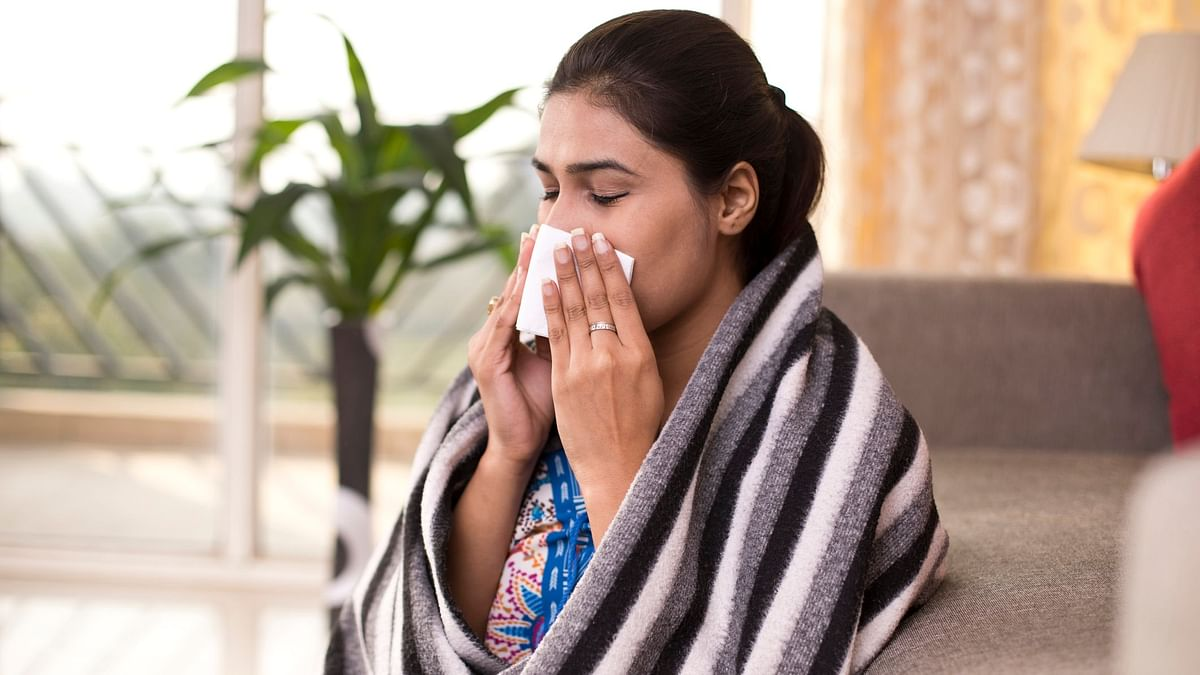Have a Blocked Nose? Time To Use a Nasal Spray