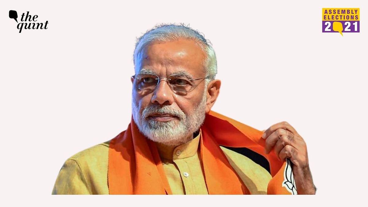 DMK-Congress Have Dynasty Agenda, Will Insult Women: PM Modi in TN