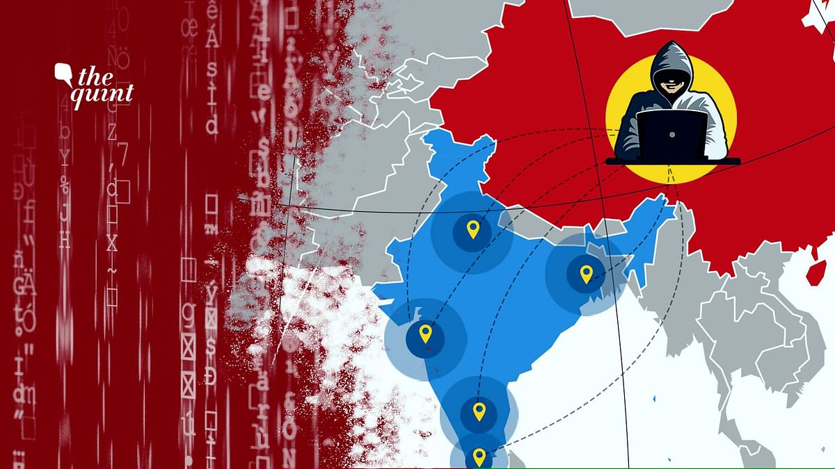Chinese 'Red Echo' Targeted 10 Power Stations, 2 Ports in India