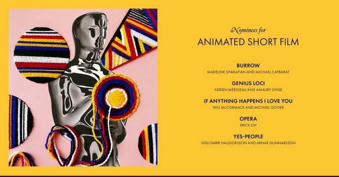 93rd Oscars Nominations: 'Mank' and 'Minari' Among Nominees