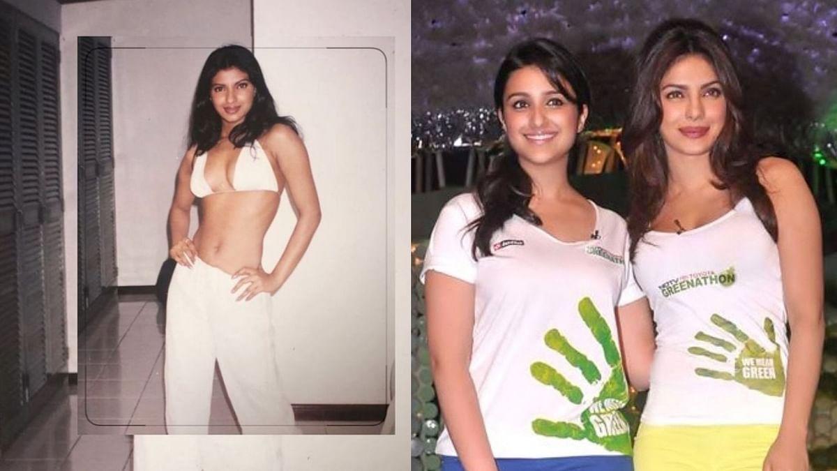 Read Parineeti's Hilarious Comment on Priyanka Chopra's Insta Pic