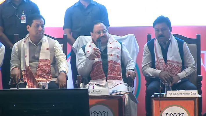 BJP Releases Manifesto for Assam, Nadda Says NRC to be 'Corrected'