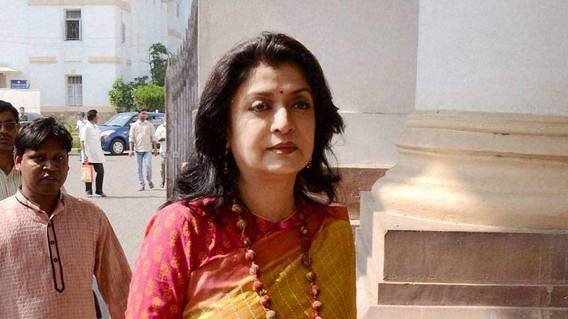 Debasree Roy resigns from TMC