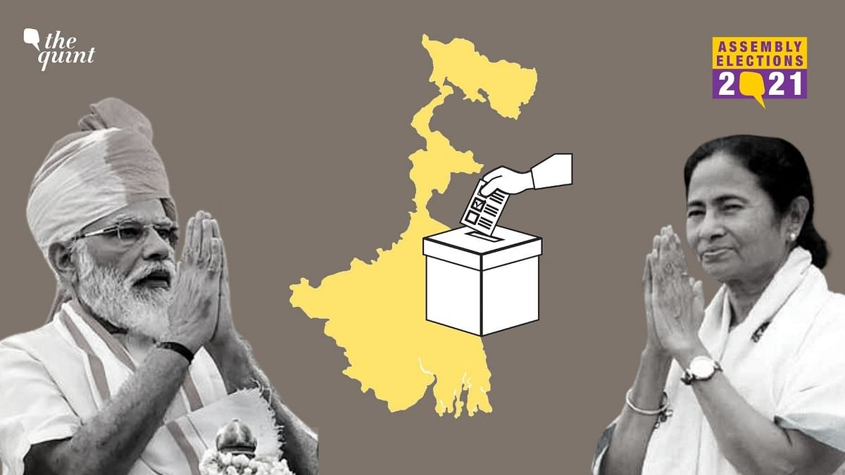 WB Polls: Nearly 80% Turnout Recorded, Phase-1 of Voting Ends