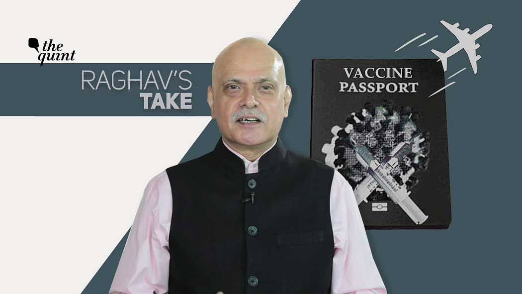 Dear Govt, I've Got the Jab: Now Give Me My Vaccine Passport!