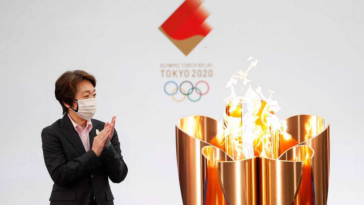 2021 Tokyo Olympic Torch Relay Kicks Off Amid COVID Worries