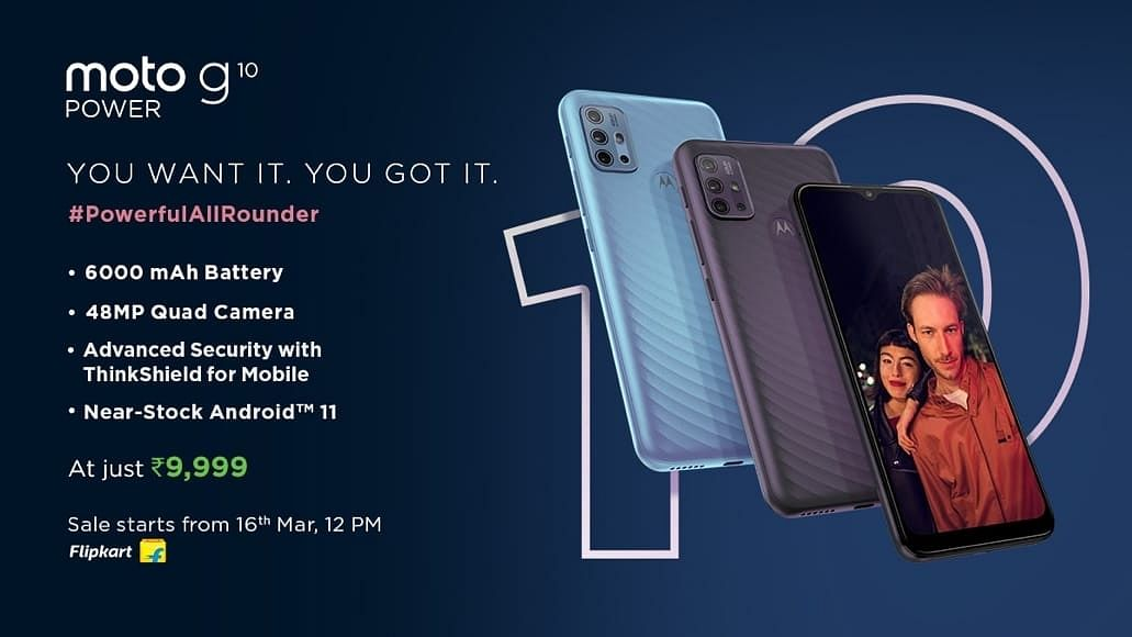 Moto G10 Power and Moto G30 launched in India.