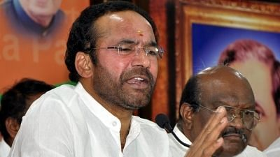 Govt Has No Info on Arnab's Chat in TRP Case: Kishan Reddy in LS
