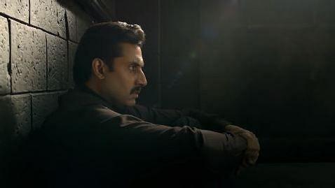 "<div class=""paragraphs""><p>Abhishek Bachchan in 'The Big Bull'</p></div>"