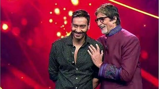 The Time Amitabh Thought He Remembered When Ajay Kissed on Screen